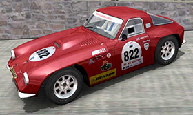 TVR Griffith vehicle