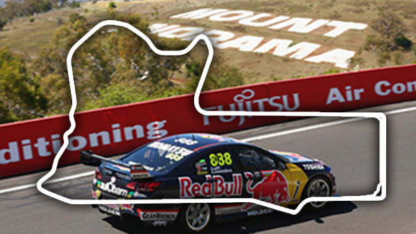 Bathurst, Mount Panorama track