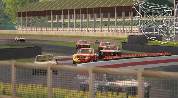 Goodwood Circuit track