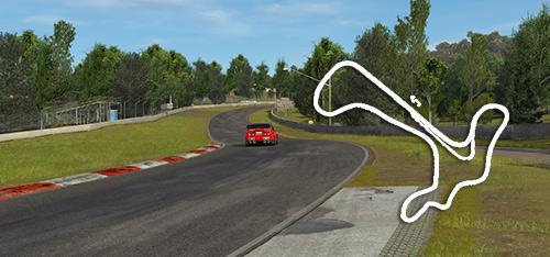Horsma Raceway - Club track