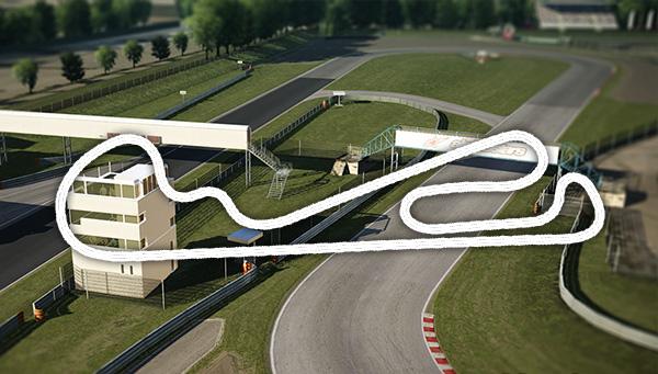 Magione - Autodromo di Umbria track