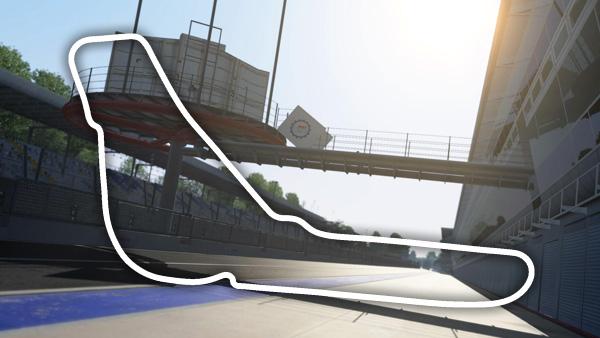Monza - Autodromo di Monza track