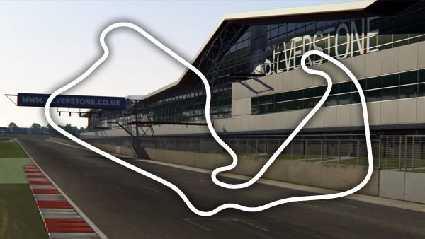 Silverstone - Grand Prix Layout track