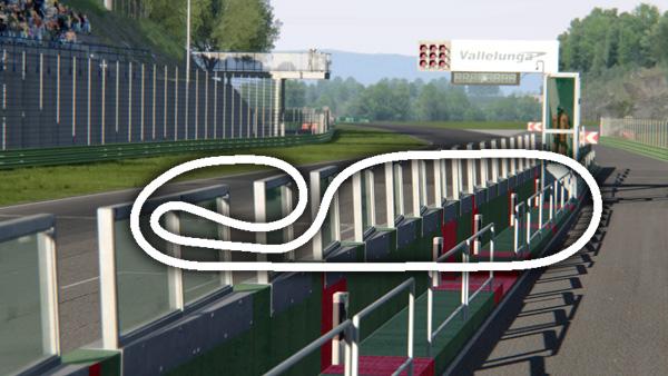 Vallelunga Club - Autodromo Piero Taruffi track