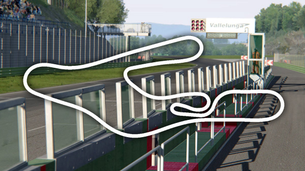 Vallelunga - Autodromo Piero Taruffi track