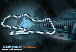 Donington GP track