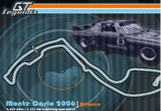Monaco 2006 track