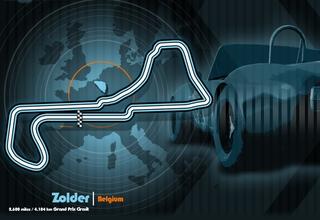 Zolder track