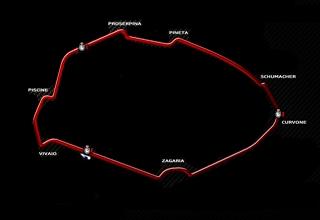 Autodromo di Pergusa track