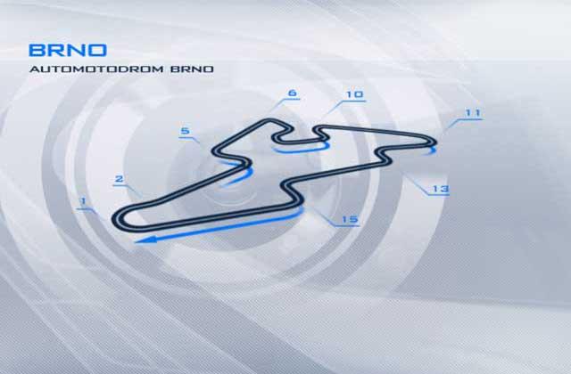 Brno 2007 track